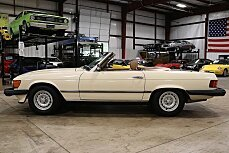 1984 Mercedes-Benz 380SL for sale 101026450