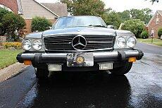 1984 Mercedes-Benz 380SL for sale 101029047