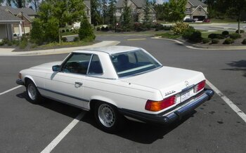 1984 Mercedes-Benz 380SL for sale 101033645