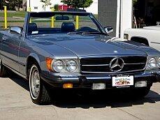 1984 Mercedes-Benz 380SL for sale 101042354