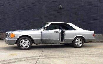 1984 Mercedes-Benz 500SEC for sale 100846155