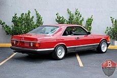 1984 Mercedes-Benz 500SEC for sale 100874725