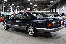 1984 Mercedes-Benz 500SEC for sale 100895997