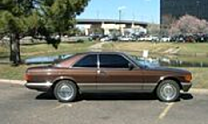 1984 Mercedes-Benz 500SEC for sale 100902473