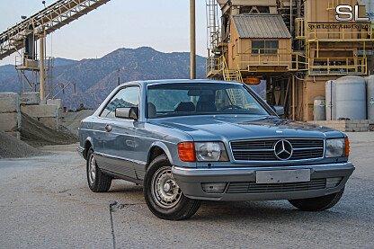 1984 Mercedes-Benz 500SEC for sale 100909149