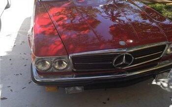 1984 Mercedes-Benz 500SL for sale 100958898
