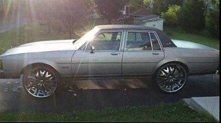 1984 Oldsmobile 88 for sale 100827252