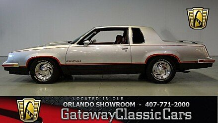1984 Oldsmobile Cutlass Supreme Hurst/Olds Coupe for sale 100790885