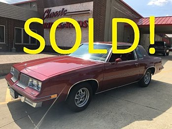 1984 Oldsmobile Cutlass Supreme Coupe for sale 100857208