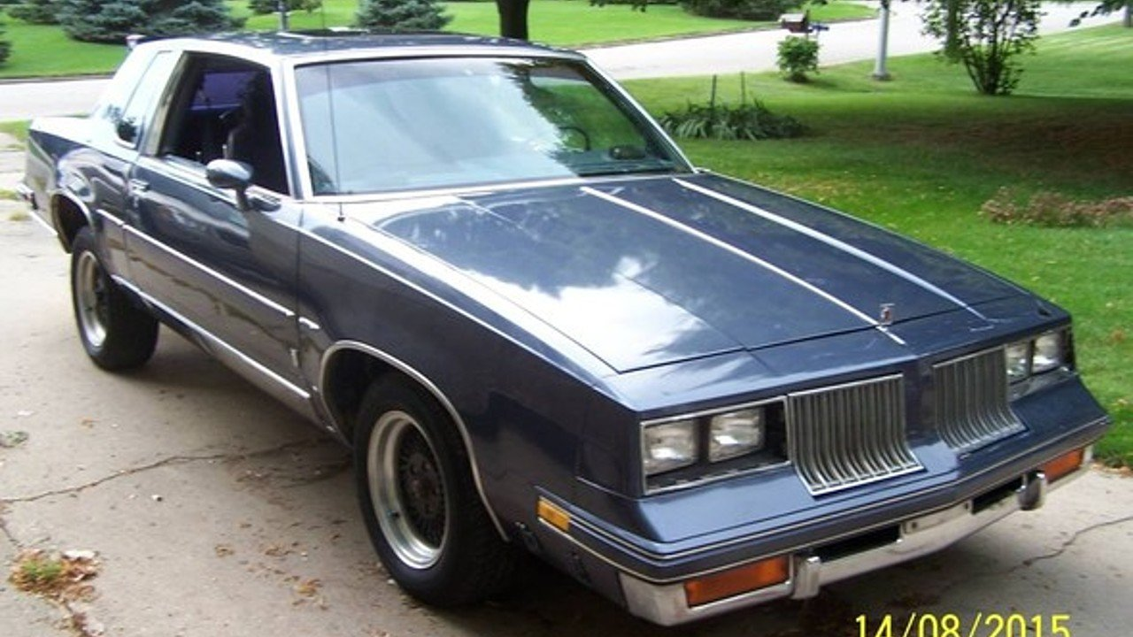 1984 Oldsmobile Cutlass Supreme Calais Coupe for sale 100871414
