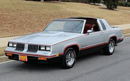1984 Oldsmobile Cutlass Supreme Hurst/Olds Coupe for sale 100947297