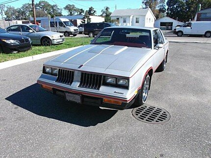 1984 Oldsmobile Cutlass Supreme Hurst/Olds Coupe for sale 100968870