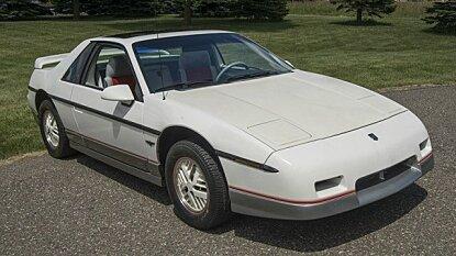 1984 Pontiac Fiero for sale 100774693