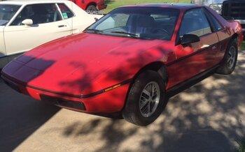 1984 Pontiac Fiero SE for sale 100815212