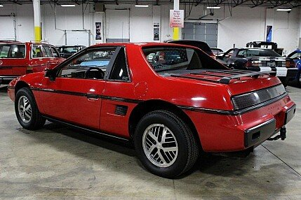 1984 Pontiac Fiero SE for sale 100820789