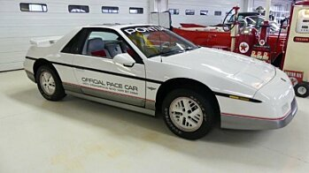 1984 Pontiac Fiero SE for sale 100940398