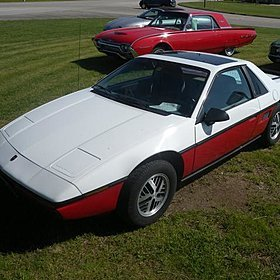 1984 Pontiac Fiero Sport for sale 100736352