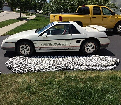 1984 Pontiac Fiero Sport for sale 100775013