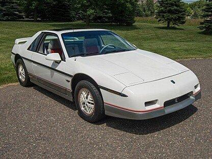 1984 Pontiac Fiero SE for sale 100863070