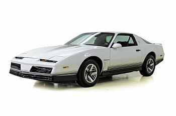 1984 Pontiac Firebird Trans Am Coupe for sale 100956138