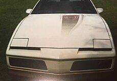 1984 Pontiac Firebird Trans Am Coupe for sale 100906060