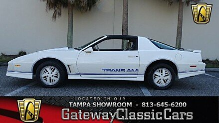 1984 Pontiac Firebird Trans Am Coupe for sale 100965213