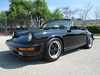1984 Porsche 911 Carrera Cabriolet for sale 100973981