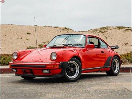 1984 Porsche 911 Carrera Coupe for sale 101028053