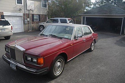 1984 Rolls-Royce Silver Spur for sale 100722797