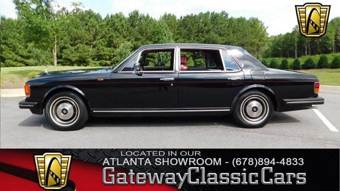 1984 Rolls-Royce Silver Spur for sale 100964763