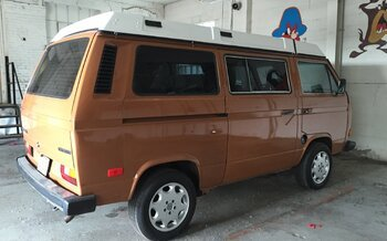 1984 Volkswagen Vanagon Camper for sale 100830927