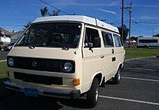 1984 Volkswagen Vanagon Camper for sale 100952939