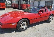 1984 chevrolet Corvette for sale 100908027