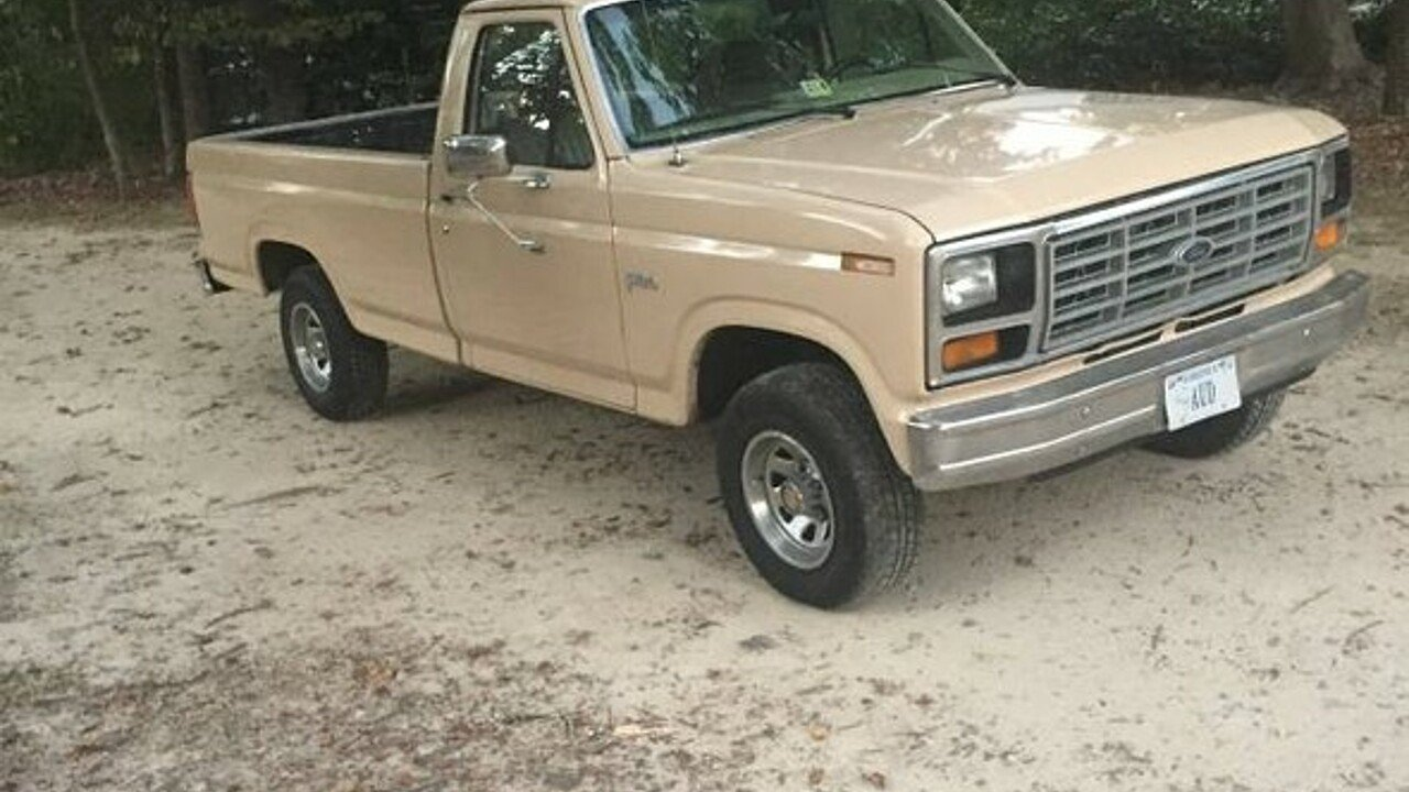 1984 ford F150 for sale 100914720