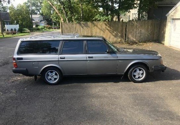 Volvo 240 for sale near me