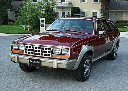 1985 AMC Eagle Wagon for sale 100994055