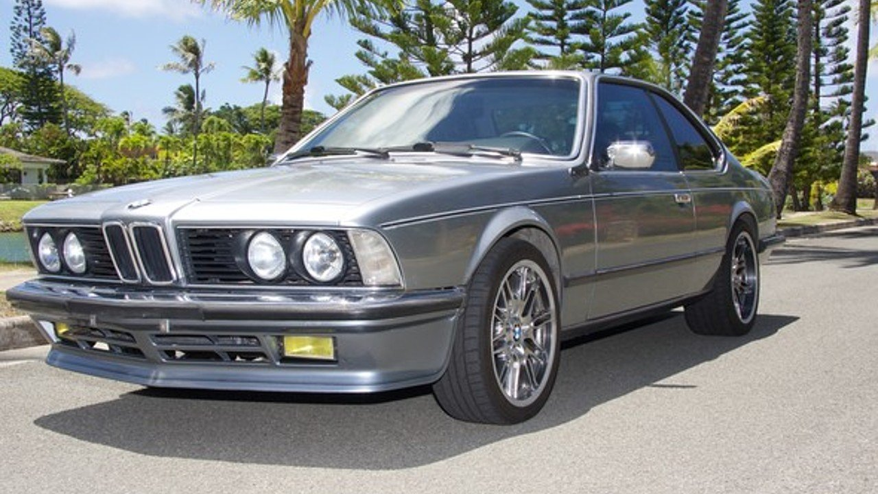 BMW CSi Classics For Sale Classics On Autotrader - 635 bmw