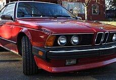 1985 BMW 635CSi for sale 100864704