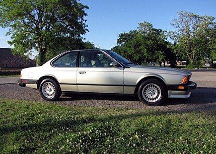 1985 BMW 635CSi for sale 100869918