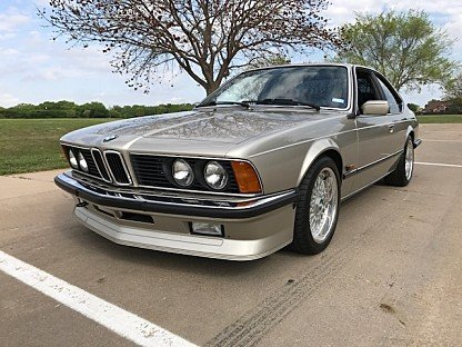 1985 BMW 635CSi Coupe for sale 100870955
