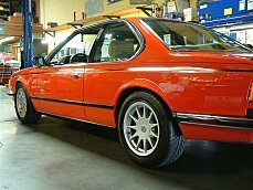 1985 BMW 635CSi Coupe for sale 100871547