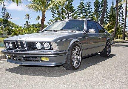 1985 BMW 635CSi for sale 100879586