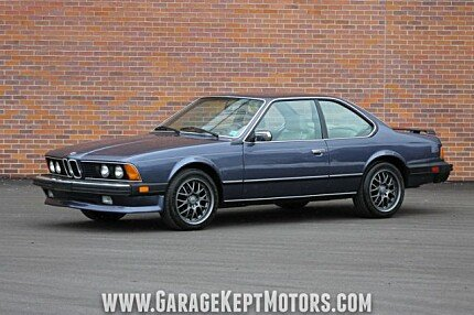 1985 BMW 635CSi Coupe for sale 100965745