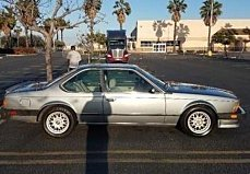 1985 BMW 635CSi Coupe for sale 100977365