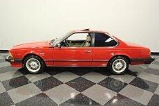 1985 BMW 635CSi for sale 101012672