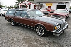 1985 Buick Le Sabre Estate Wagon for sale 100870134