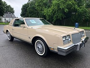 1985 Buick Riviera Coupe for sale 101006786