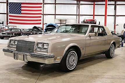 1985 Buick Riviera Coupe for sale 101017036