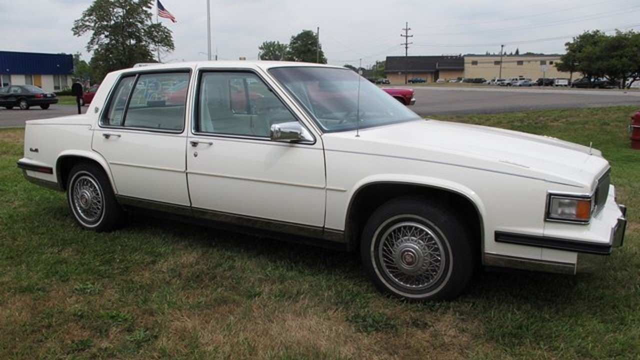 1985 Cadillac De Ville for sale 100922140