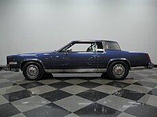1985 Cadillac Eldorado Coupe for sale 100726853